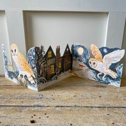 Mark Hearld owl