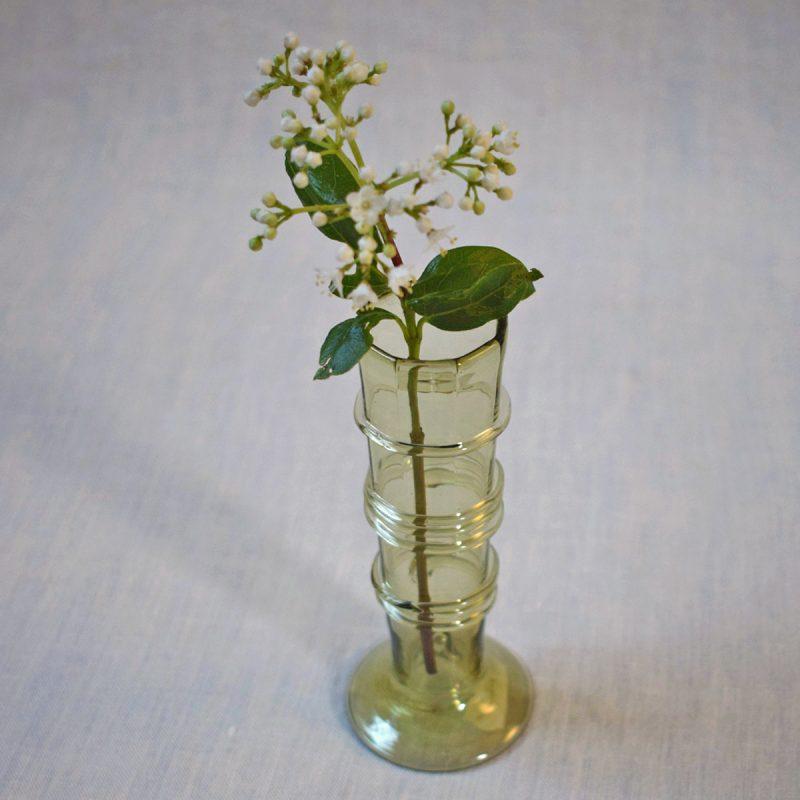Roman Flute Short Vase