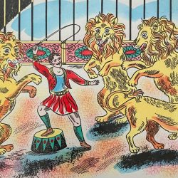 Emily Sutton The Lion Tamer