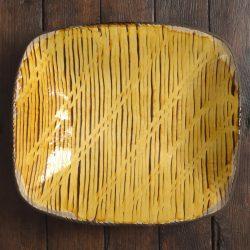 Large Slipware Dish AMG19434 by Andrew McGarva