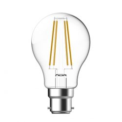 Bayonet  LED Filament Bulb - 60 Watt Equivalent