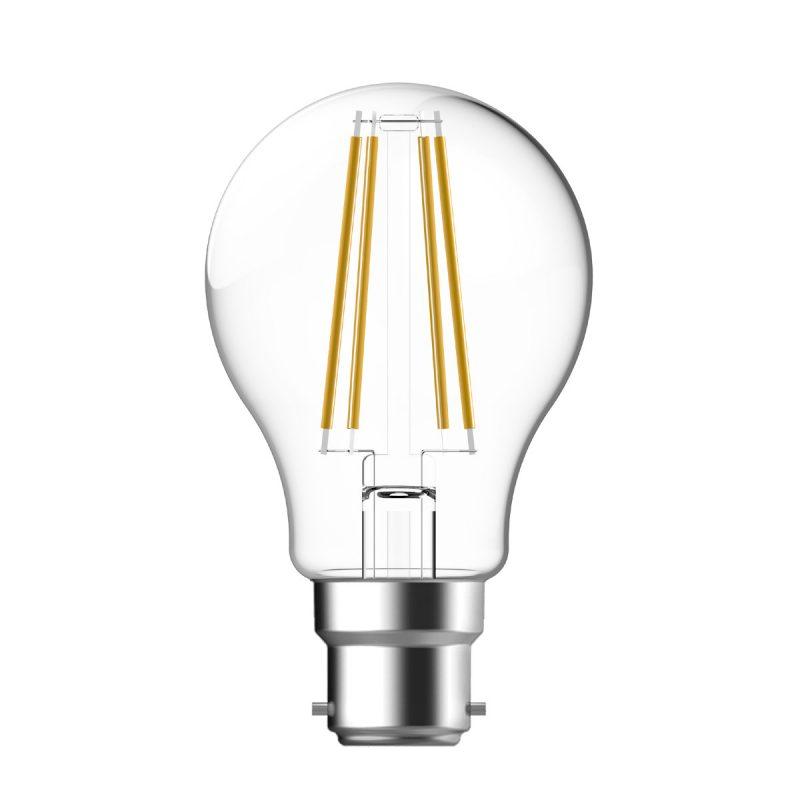 Bayonet  LED Filament Bulb - 60 Watt Equivalent