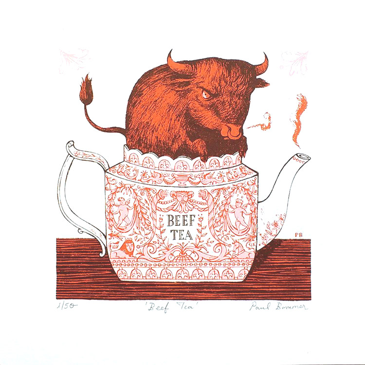 Beef Tea by Paul Bommer