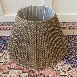 Gathered Lampshade A