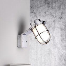 Berlin Bathroom Light chrome