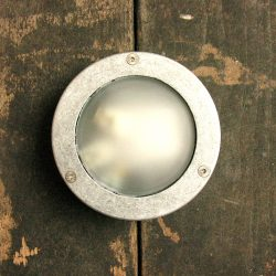 Bulkhead Light Mini Plain