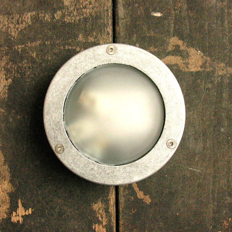 Bulkhead Light Mini Plain