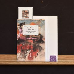 Poetry Pamphlet On Art