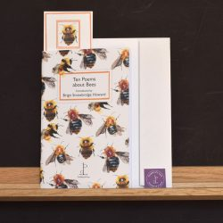 Poetry Pamphlet On Bees