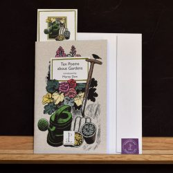 Poetry Pamphlet On Gardens