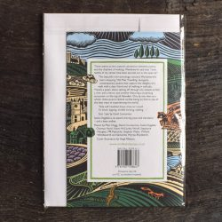 Poetry Pamphlet On Walking
