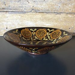 Carole Glover Shallow Pomegranate Bowl