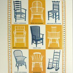 Country Chairs by James Brown