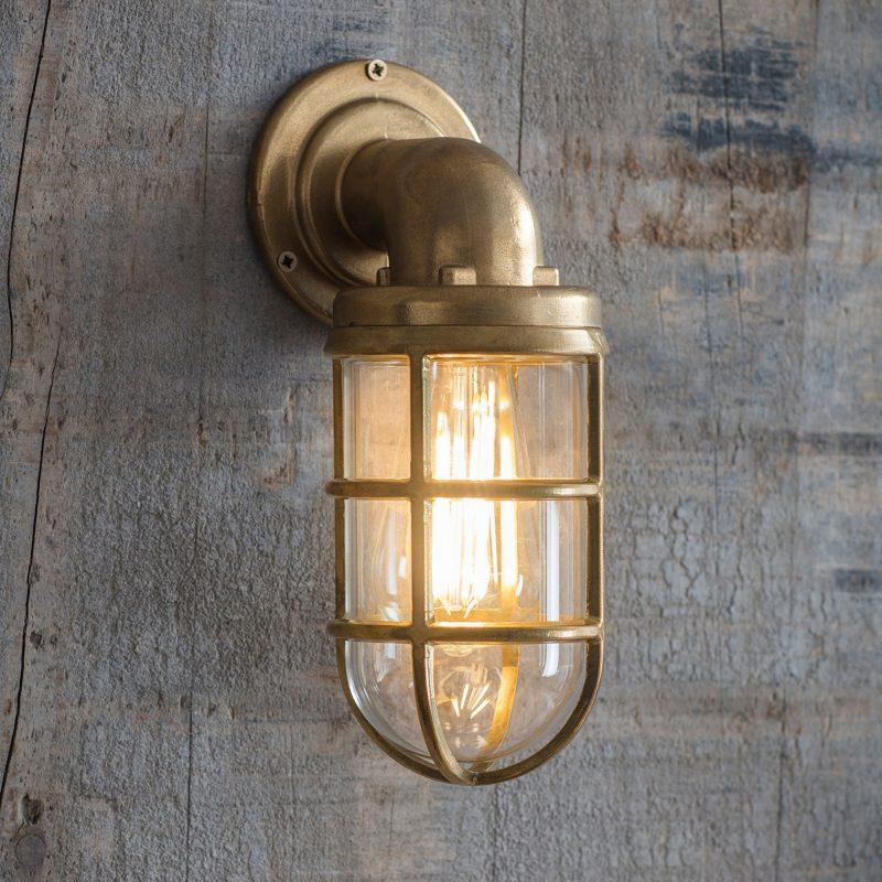 Strangford Brass Lantern