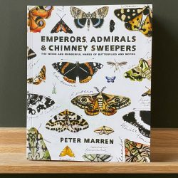 Emperors, Admirals and Chimney Sweepers by Peter Marren