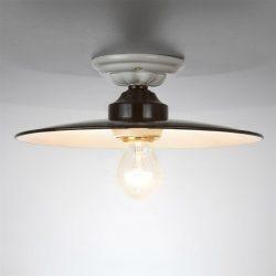 Enamel Ceiling Light