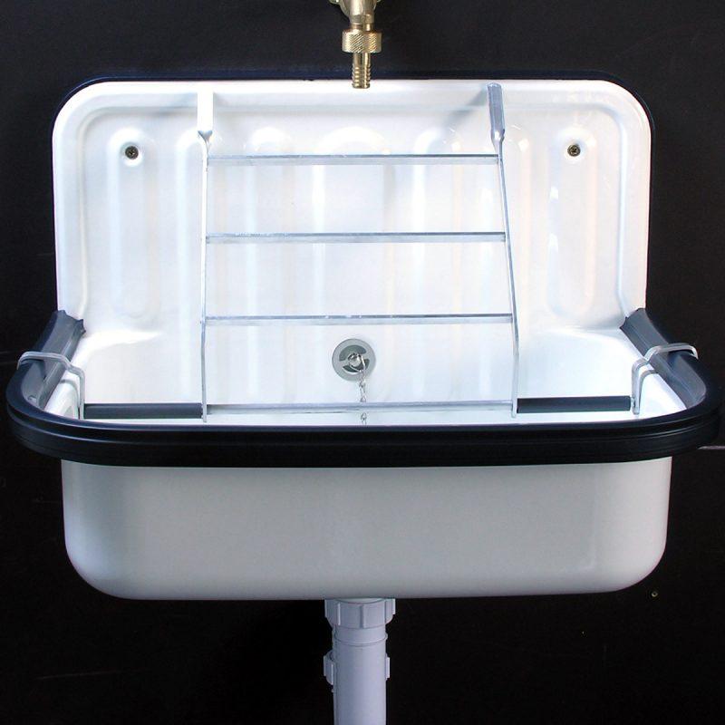 Utility Sink Rack