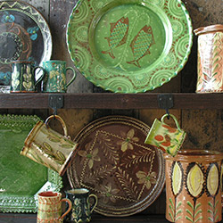 French Country Pottery