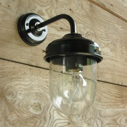 Frome Lamp black
