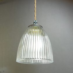 Prismatic Pendant Light Small