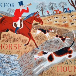H is for Horse and Hound by Emily Sutton