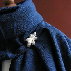 Indigo Wrap - Deep Blue