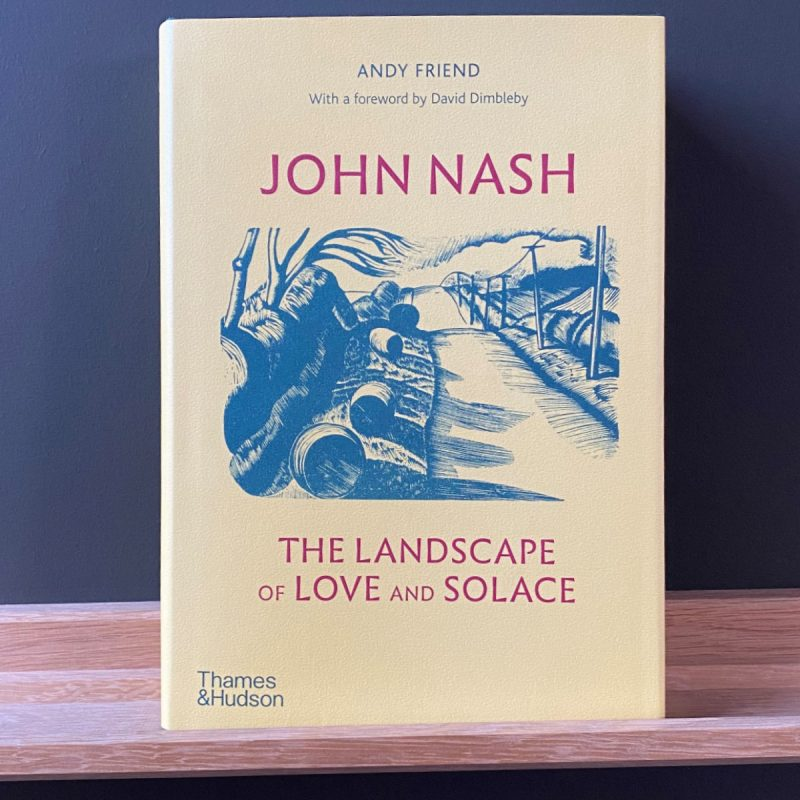 John Nash - The Landscape of Love and Solace by Andy Friend