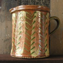 French Country Pottery Large Jug - PSP21