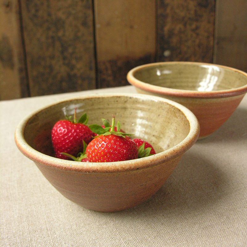 Leach Stoneware Cereal Bowl