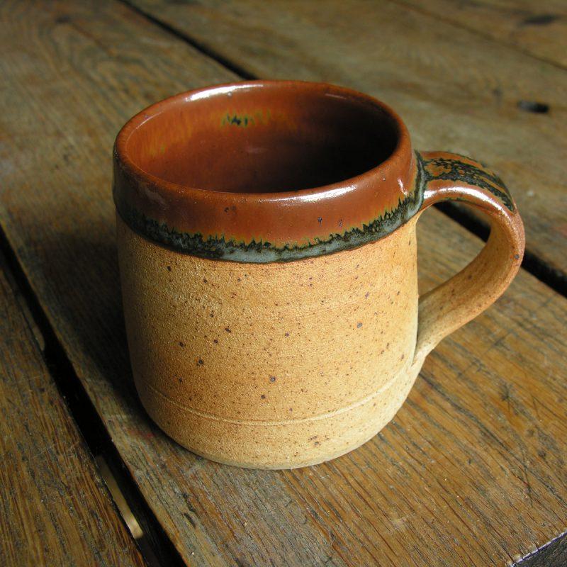 Leach Small Stoneware Mug