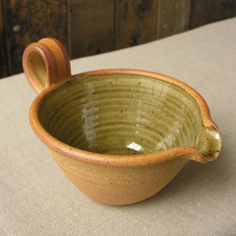 Muchelney Stoneware Pouring Bowl