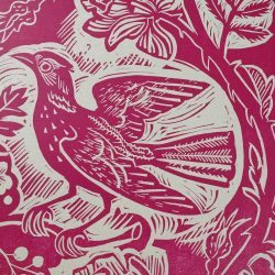 Mark Hearld Papier Dominote - Ferdinand Pichard