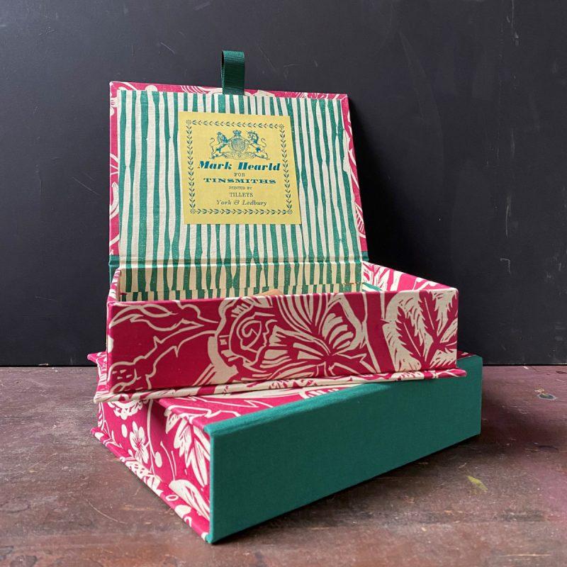 Mark Hearld Ferdinand Pichard Curio Box