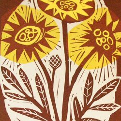 Flowers by Mark Hearld