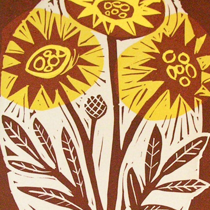 Flowers by Mark Hearld