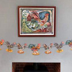 Mark Hearld Bantam Garland