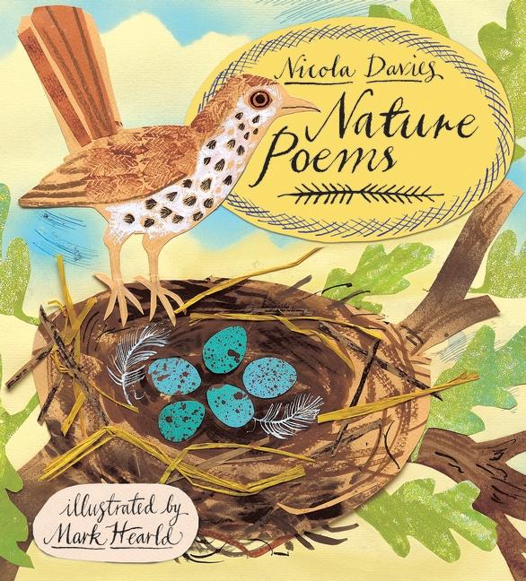 Nature Poems - Nicola Davies & Mark Hearld