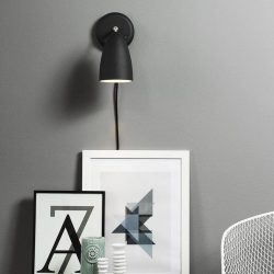 Wall Lamp Nexus Black