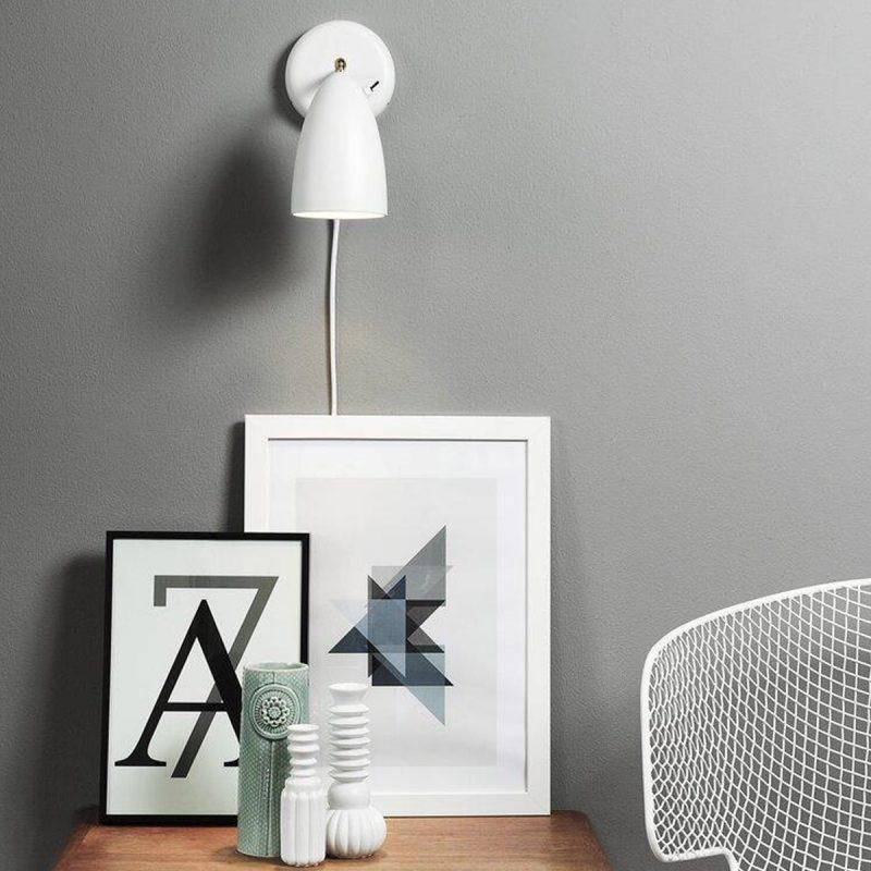 Wall Lamp Nexus White