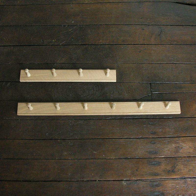 Oak Hook Rail