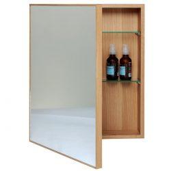 Oak Bathroom Cabinet