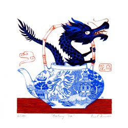 Oolong Tea by Paul Bommer