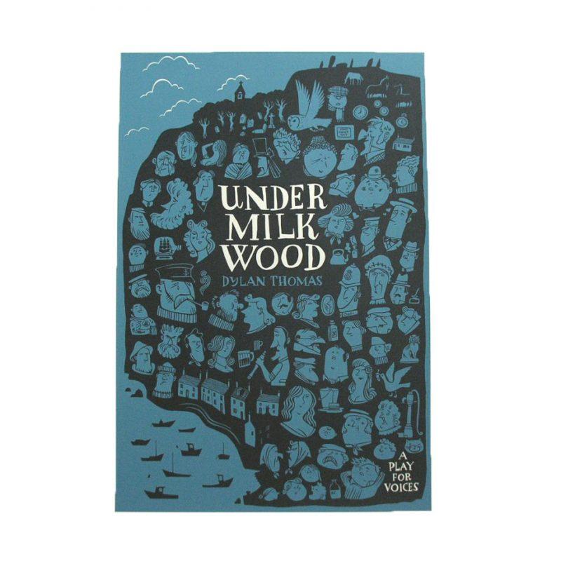 Paul Bommer Under Milkwood Print
