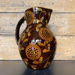 Carole Glover Pomegranate Jug
