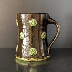 Boss Motif Mug by Paul Young PYOM