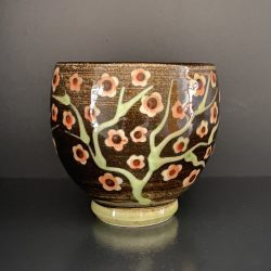 Blossom Tea Bowl by Paul Young PYOTB
