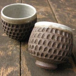 Yunomi Tea Bowls by Robyn Cove