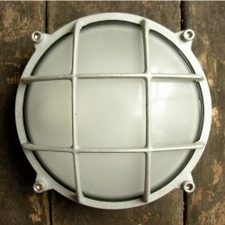 Round Bulkhead Light IP45