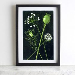 Seed Heads by James Brown
