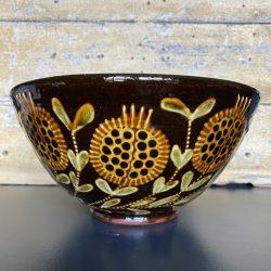 Carole Glover Deep Pomegranate Bowl